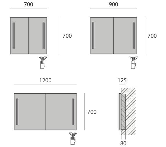 Technical drawing QS-V95453 / CL2.707012.755.SR