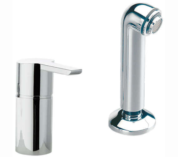 Bathroom Origins Aquanova Hairdresser Mixer Tap - 5522.Y