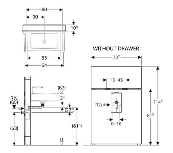 Technical drawing QS-V14048 / 131.051.SI.1