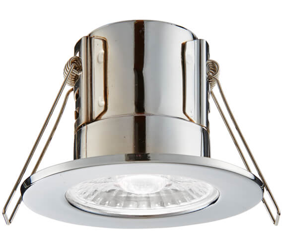 Alternate image of Bathroom Origins Shield Eco Led Fire Rated Dimmable Downlighter