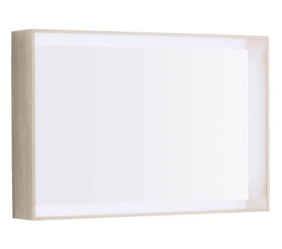 Geberit Citterio 584mm High LED Illuminated Mirror