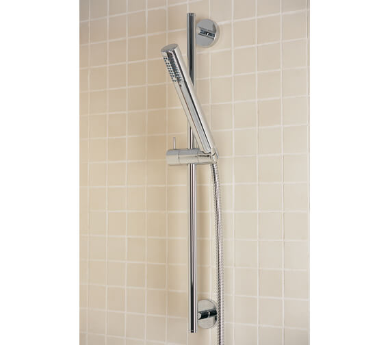 Bathroom Origins Odisea Slide Bar With Handset And Hose - 3773.O