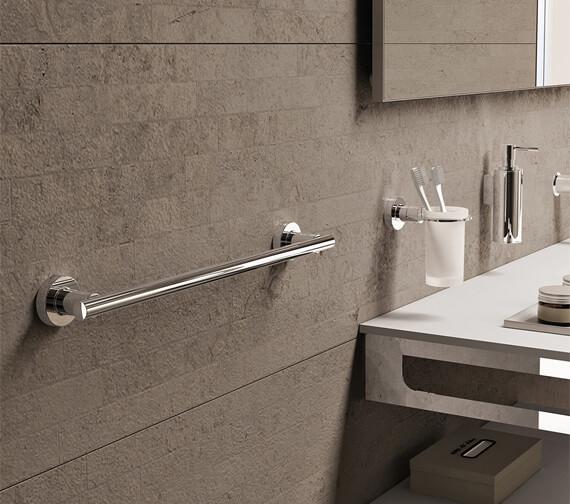 Bathroom Origins Tecno Project Towel Rail - 116799