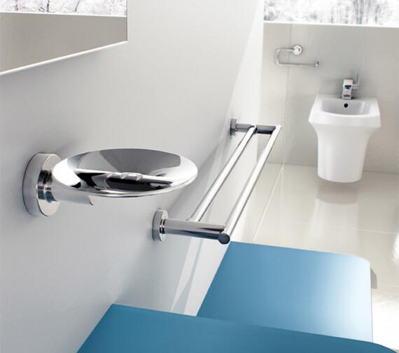 Bathroom Origins Tecno Project Metal Soap Dish - 116942