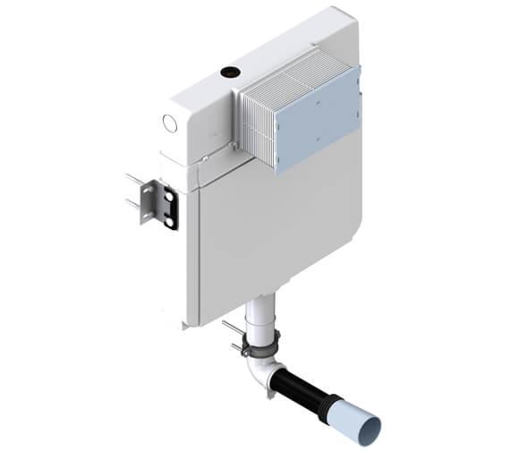 Saneux Flushe 2.0 Ultra Slim Concealed Cistern – Front Flush - HC2036