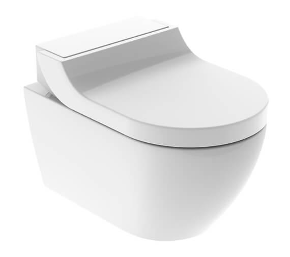 Geberit AquaClean Tuma Classic 360 x 553mm Wall Hung Toilet With Seat
