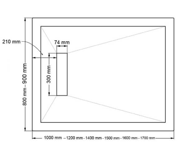 Technical drawing QS-V80895 / L251008