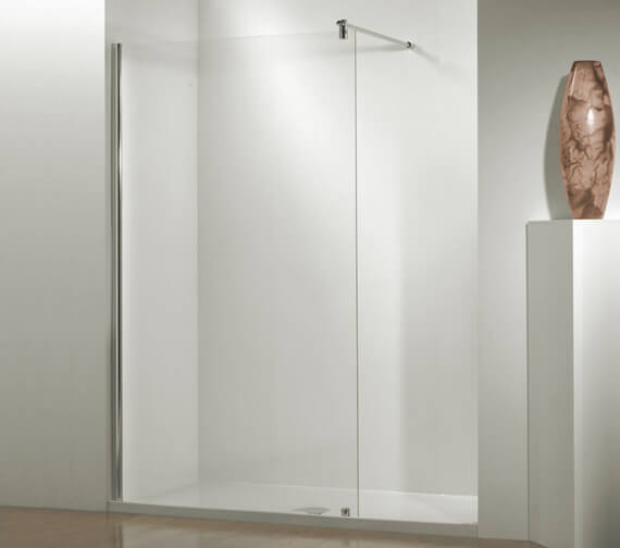 Kudos Ultimate Flat Panel Recess Shower Enclosure Pack