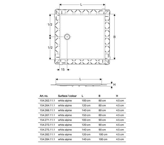 Technical drawing QS-V93624 / 154.262.11.1