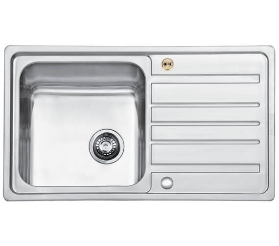 Bristan Index 1.0 Easyfit Kitchen Sink - SK INXSQ1 SU