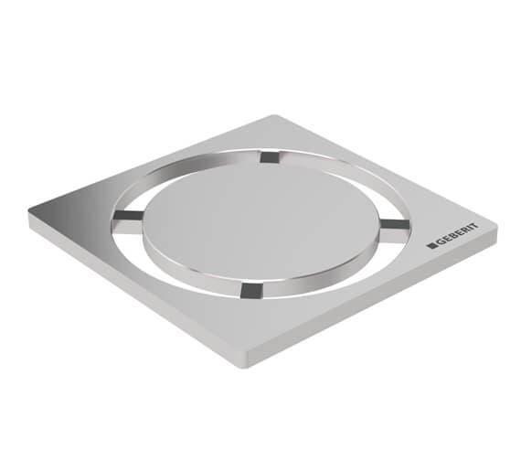 Geberit Floor Drain 80 x 80mm Stainless Steel Grating