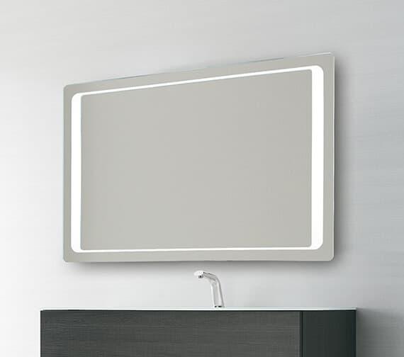 Bathroom Origins Glow 950mm Backlit LED Mirror - BRA.7095.101.S