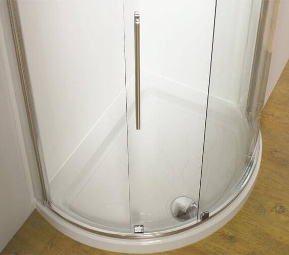 Kudos Concept Offset Quadrant Shower Tray