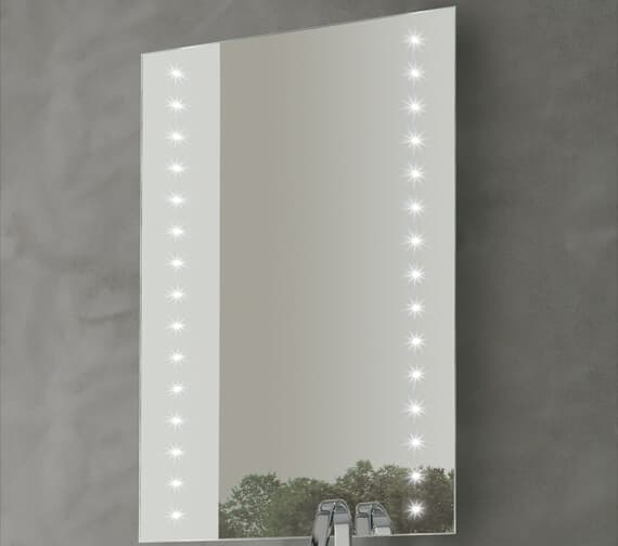 Bathroom Origins Whitestar LED Mirror - LR.7050.010.S