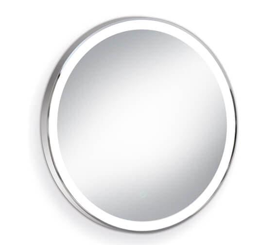 Bathroom Origins Meridian 600mm Framed Backlit LED Mirror - BT.0060.1131.S