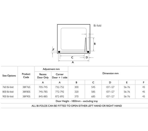 Technical drawing QS-V73703 / 3BF76S