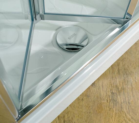 Additional image of Kudos Original Bi-Fold Shower Door