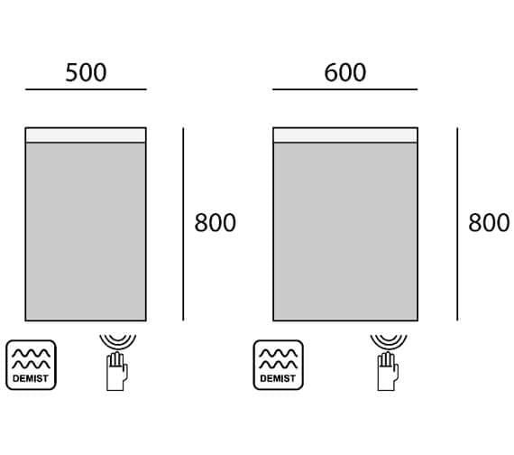 Technical drawing QS-V95591 / B006116