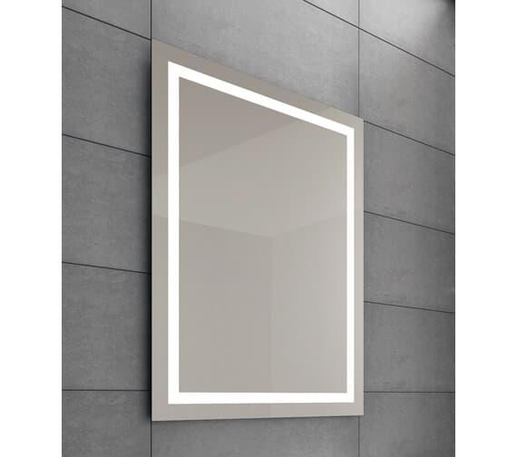 Bathroom Origins Focus 600mm Backlit LED Mirror - B006130