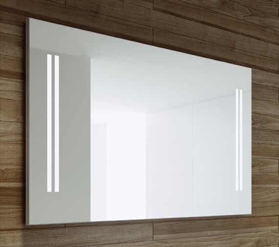 Bathroom Origins Dune Backlit LED Mirror - B006086