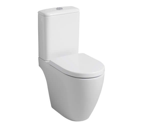 Geberit Icon 355 x 635mm Rimless Close Coupled Floorstanding Pan