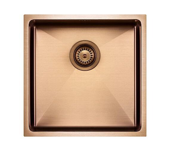 1810 Company Zenuno15 400U PVD 1 Bowl Kitchen Sink