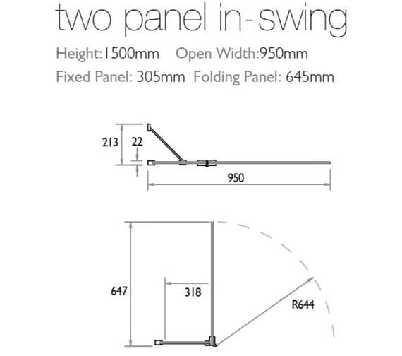 Technical drawing QS-V28808 / 4BASC2PFINLHS