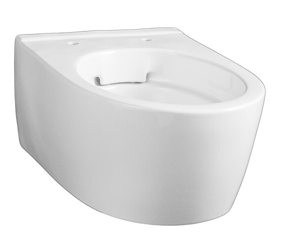 Geberit Icon 355 x 330mm Rimless Wall Hung Small Projection WC Pan