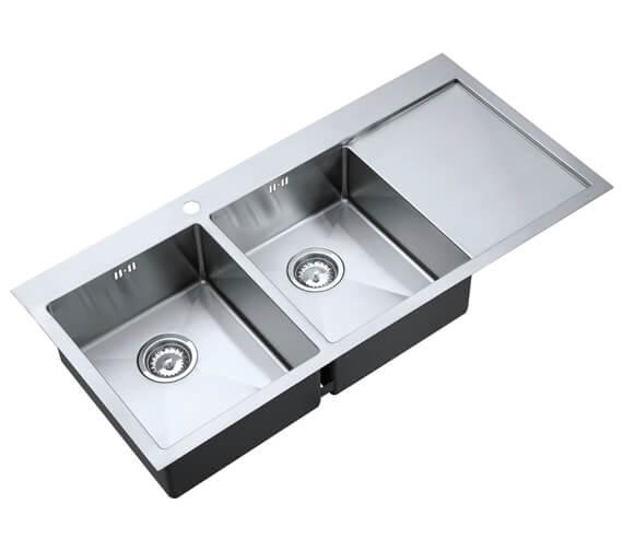 1810 Company Zenuno15 34 I-F 1 Bowl Kitchen Sink