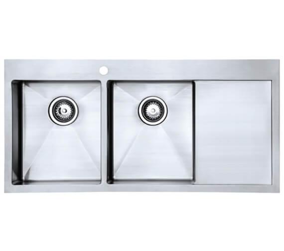Additional image of 1810 Company Zenuno15 34 I-F 1 Bowl Kitchen Sink