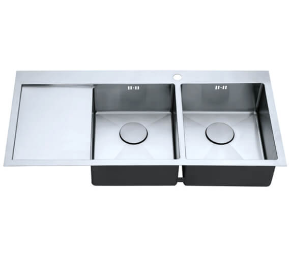 Alternate image of 1810 Company Zenuno15 34 I-F 1 Bowl Kitchen Sink