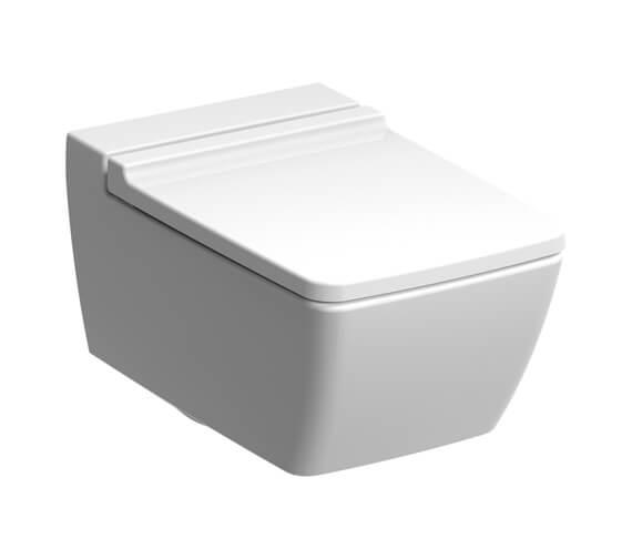 Geberit Xeno2 350 x 540mm Rimless Wall Hung WC Pan