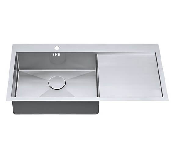 Additional image of 1810 Company Zenuno15 55 I-F 1 Bowl Kitchen Sink