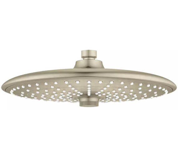 Alternate image of Grohe Euphoria 260mm 3 Sprays Shower Head