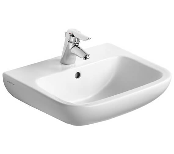 Armitage Shanks Contour 21 Portman 500mm 1 Tap Hole Washbasin
