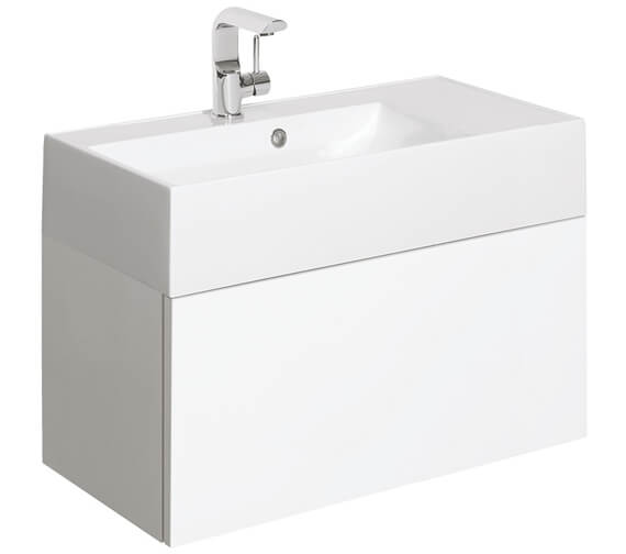 Bauhaus Elite 700mm Single Drawer Basin Unit