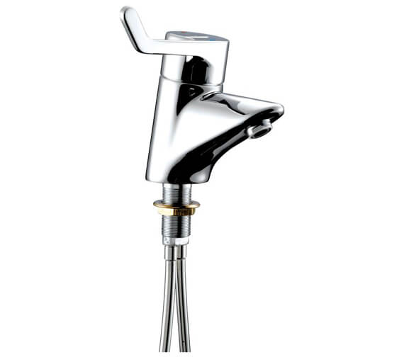 Armitage Shanks Contour 21 - Thermostatic Sequential Basin Mixer Tap - Long Lever