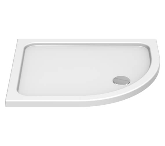 Kudos Kstone Offset Quadrant Shower Tray