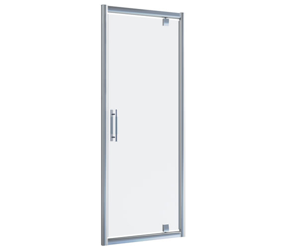 Twyford ES400 Pivot Shower Enclosure Door 760mm - ES43100CP