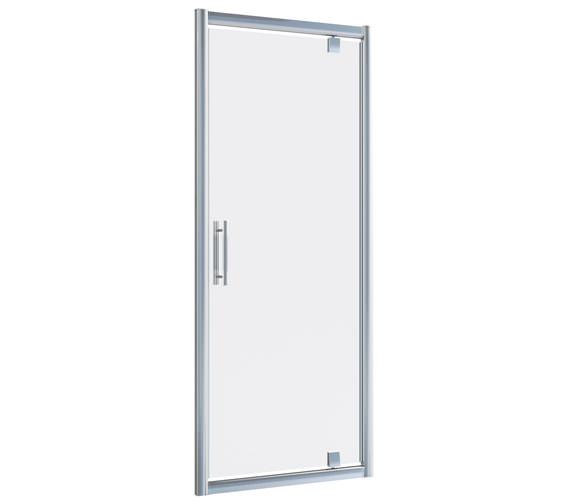 Twyford ES400 Pivot Shower Enclosure Door 800mm - ES44100CP