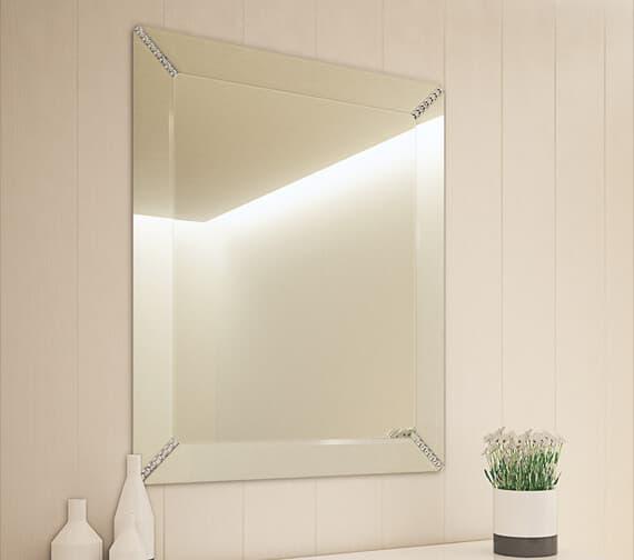 Bathroom Origins Harmony 650mm Non-Illuminated Mirror - B004839