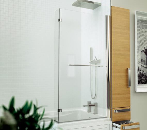 Kudos Inspire L-Shaped Shower Bath Screen