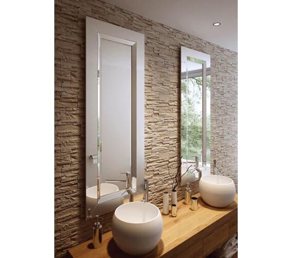 Alternate image of Bathroom Origins Modena 650mm Mirror - B004730