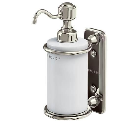 Burlington Arcade Wall Mounted Single Soap Dispenser