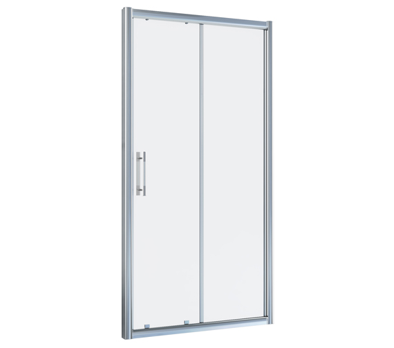 Twyford ES400 1900mm High Sliding Shower Door