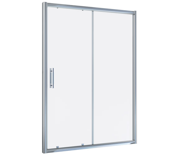 Twyford ES400 Sliding Shower Enclosure Door 1400mm - ES49500CP