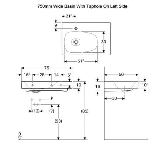 Technical drawing QS-V94641 / 500.545.01.1