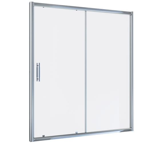 Twyford ES400 Sliding Shower Enclosure Door 1700mm - ES40500CP