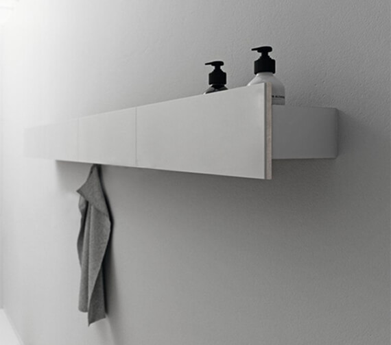 Geberit Acanto 450 x 159mm Floating Shelf