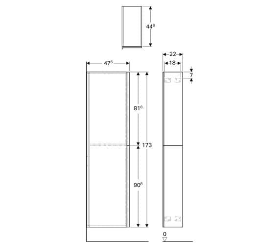 Technical drawing QS-V93759 / 500.638.01.2